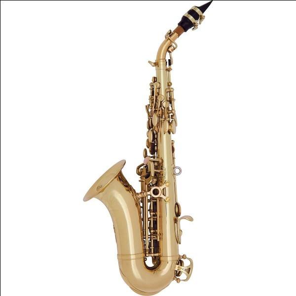 À quel personnage appartient ce saxophone ?
