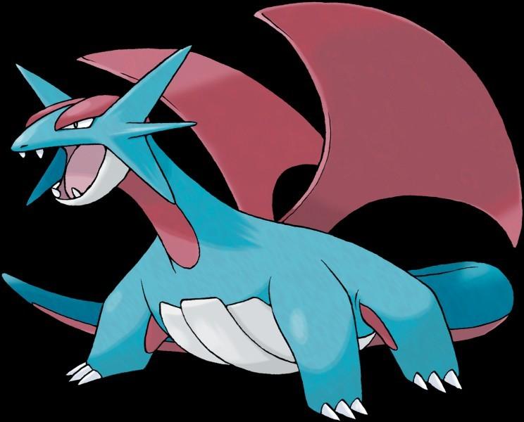 Pokémon - Lequel est de type dragon ?