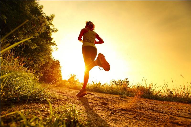 Préférez-vous courir 2 h ou écrire 4 h ?
