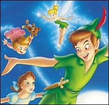 """En quelle année est sorti """"Peter Pan"""" en France ?"""