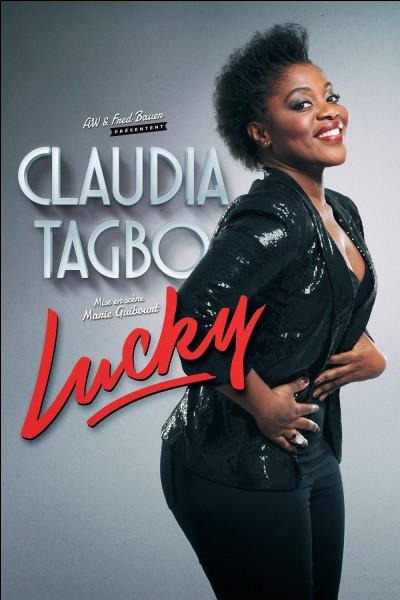 Quelle est la nationalité de Claudia Tagbo ?