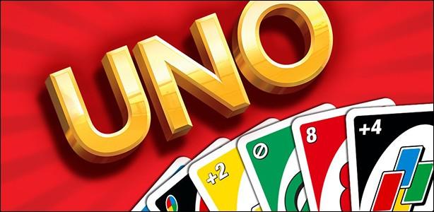 """U - Une partie de """"Uno"""" se joue à partir de quatre personnes."""