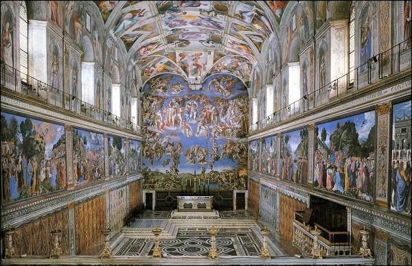 """V - Le """"Vatican"""" est le plus petit État au monde."""