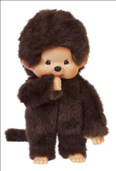 "K - Ce petit singe s'appelle ""Kiki""."