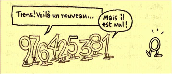 """P - En mathématiques, un nombre """"premier"""" n'est divisible que par 1."""