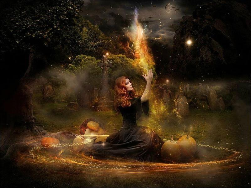 """S - """"Samain"""" est une fête de la mythologie grecque."""