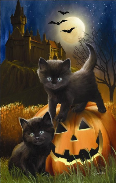 Dans quelle saga Halloween représente-t-elle le jour le plus magique de l'année ?