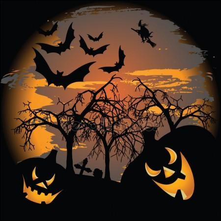 Parmi les symboles d'Halloween, on rencontre les fantômes, les vampires, les chauve-souris, les hiboux, mais aussi les goules. Que sont les goules ?