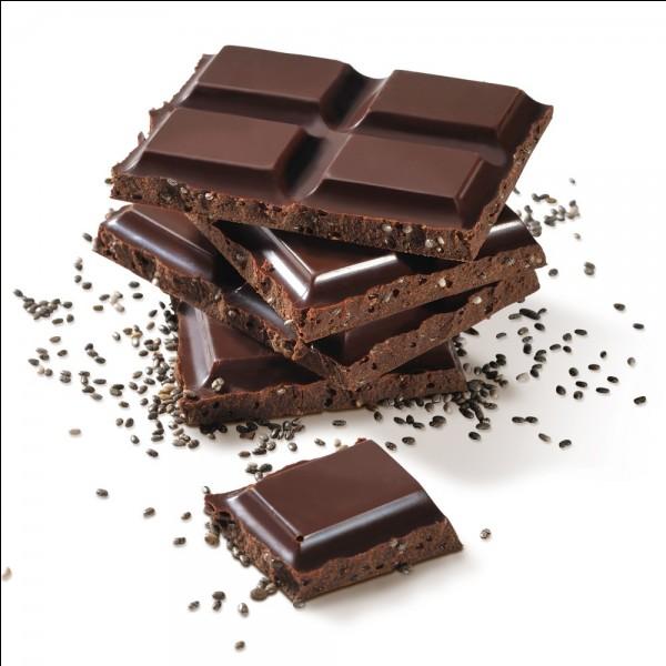 Peux-tu lui donner du chocolat pour lui faire plaisir ?