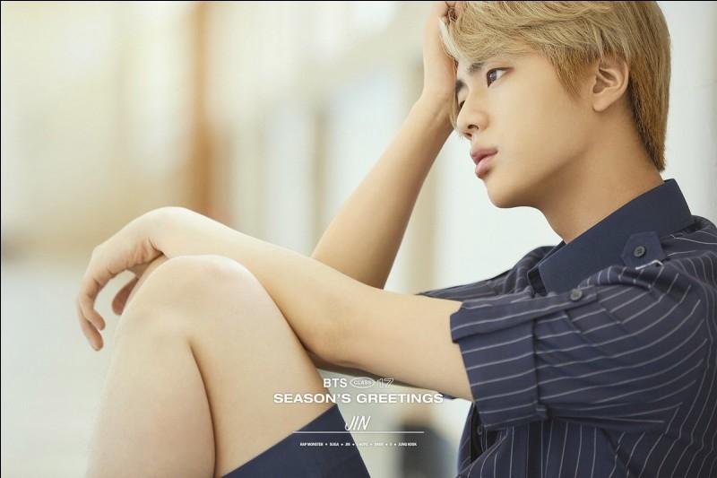 Quelle est la couleur préférée de Jin ?