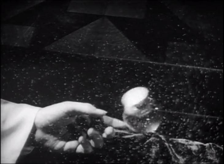 Un film d'Orson Welles.