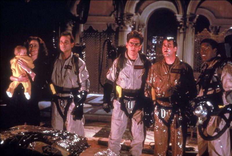 Au départ, dans la version originale, les Ghostbusters sont des étudiants, sauf un, qui rentre dans la bande après leur succès médiatique. Qui est-ce ?