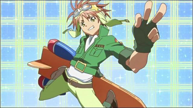 Avec qui Kukai fait-il son 'chara change' et sa 'chara transformation' ?