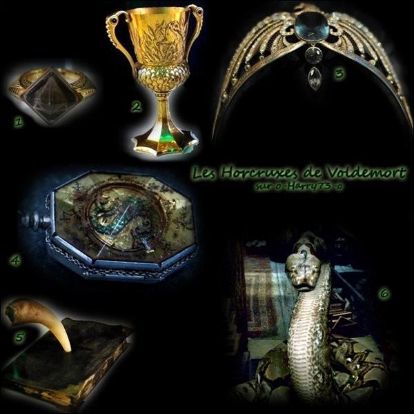 Combien d'Horcruxes ont été fabriqués par Voldemort ?
