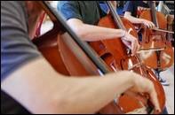Quel album fait jouer 3 violoncellistes ?