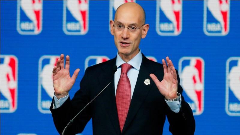 Quel est le commissaire de la NBA ?