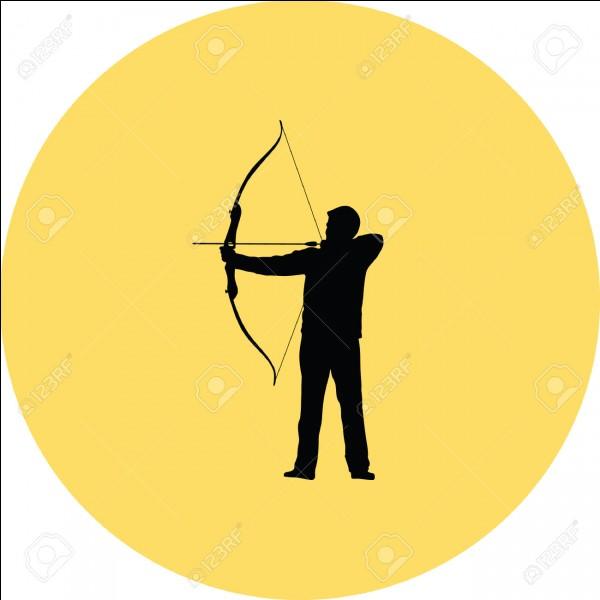 Un arc et des flèches pour :