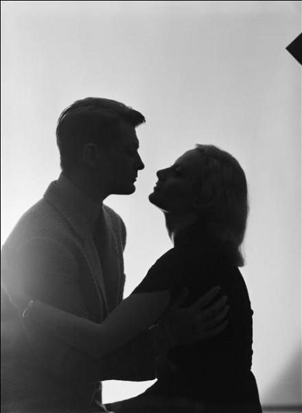 """Quel grand acteur jouait aux côtés de Michèle Morgan dans le film """"Aux yeux du souvenir"""" ?"""