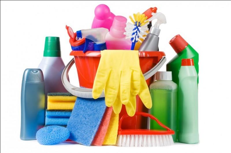 Aimes-tu faire le ménage ?