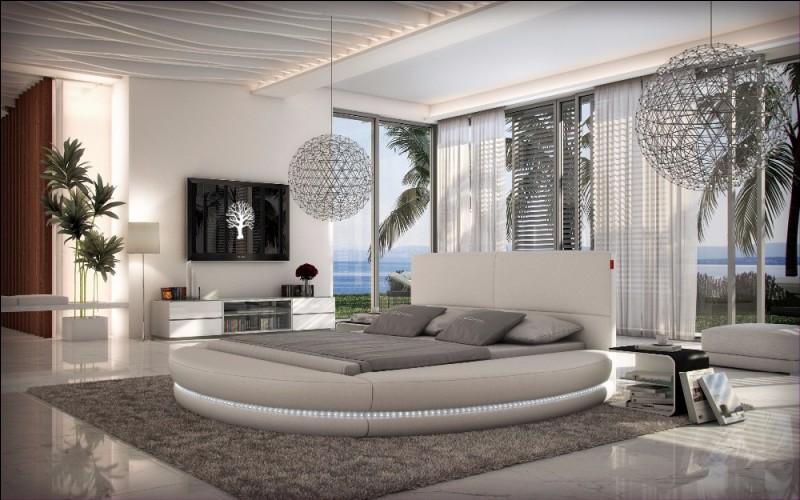 Que penses-tu de cette chambre ?