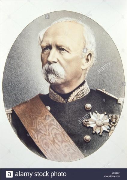 Unique président monarchiste de la troisième République, il est également celui qui est le plus haut gradé au niveau militaire. Qui est-il ?
