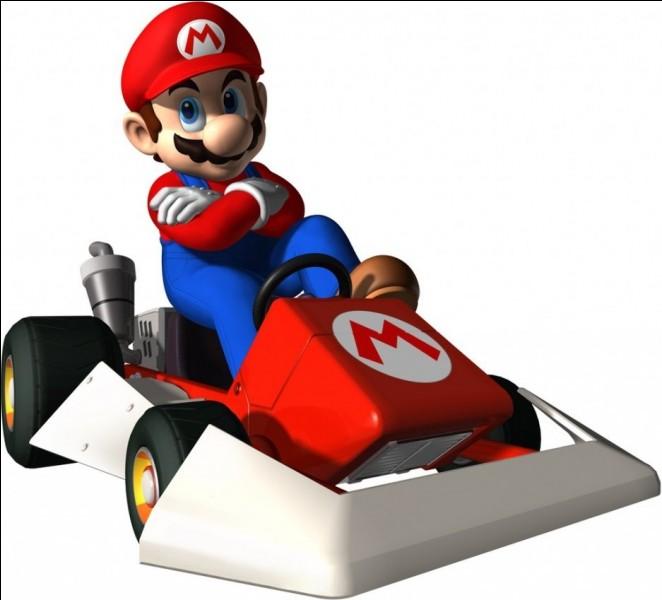 Quel personnage n'est jamais apparu dans Mario Kart DS ?
