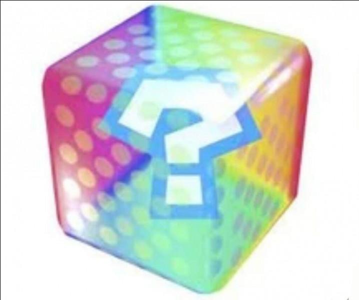 Quel objet n'est jamais apparu dans Mario Kart Wii ?