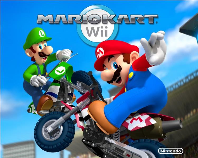Quel personnage n'est jamais apparu dans Mario Kart Wii ?