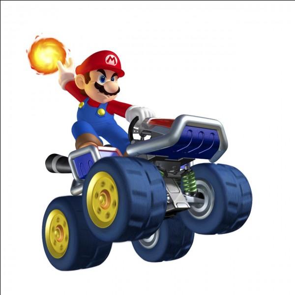 Quel personnage n'est jamais apparu dans Mario Kart 7 ?