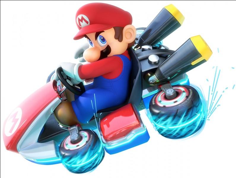 Quel personnage n'est jamais apparu dans Mario Kart 8 ?