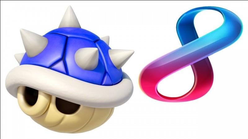 Quel objet n'est jamais apparu dans Mario Kart 8 Deluxe ?