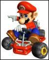 Quel personnage n'est jamais apparu dans Mario Kart : Super Circuit ?