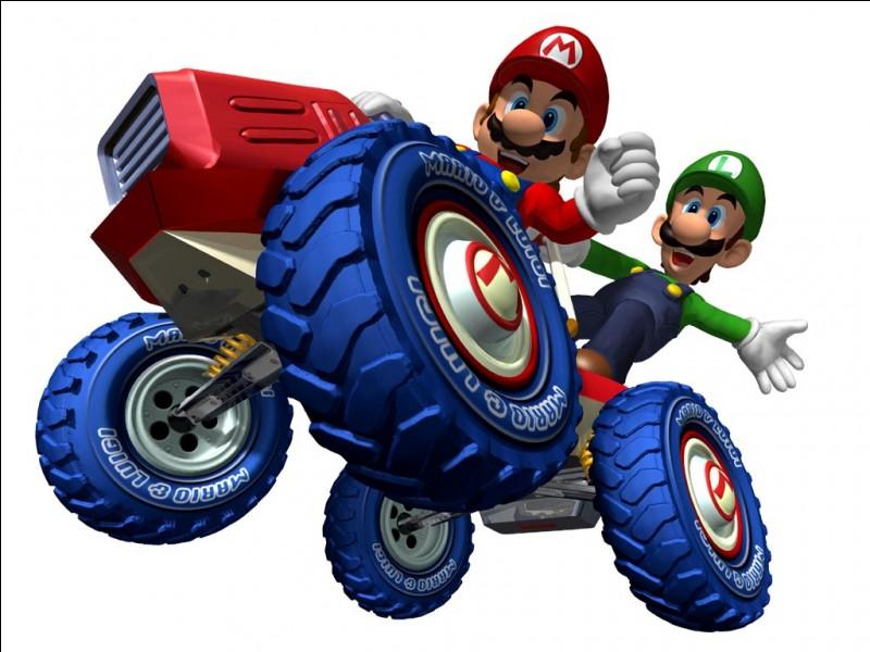 Quel personnage n'est jamais apparu dans Mario Kart : Double Dash! ?