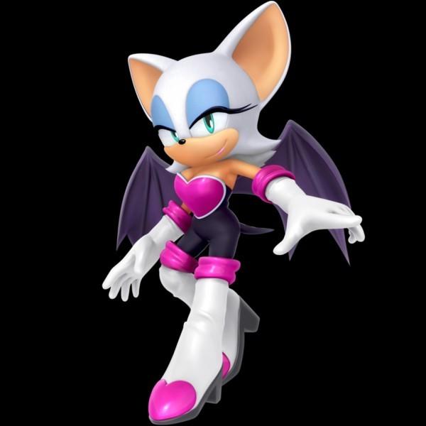Quel est ce personnage ? (Sonic)