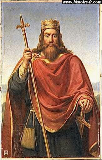 Quel roi carolingien est célèbre pour son implication dans l'apprentissage scolaire des enfants au IXe siècle ?