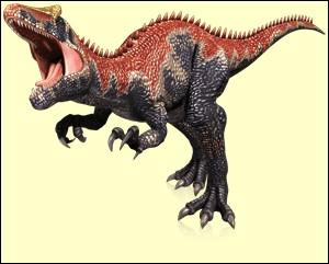 Ce Saurophaganax d'une longueur allant de 9 à 13 mètres était un dinosaure de la famille des :