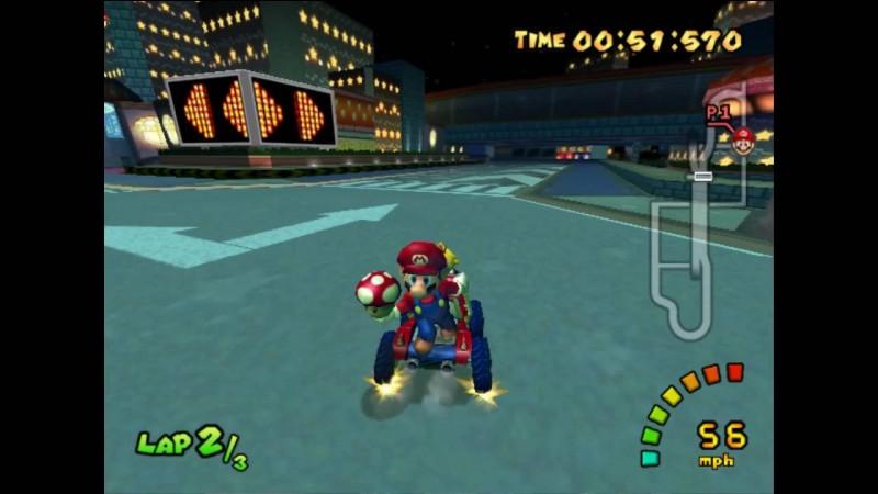Quel est ce circuit ? (Mario Kart : Double Dash!)