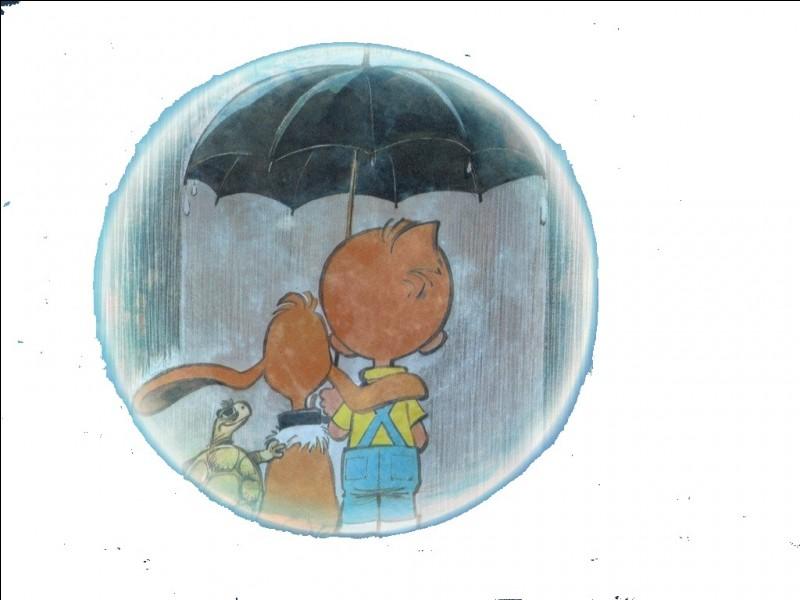 Dans la BD de Roba, qui est Boule ?