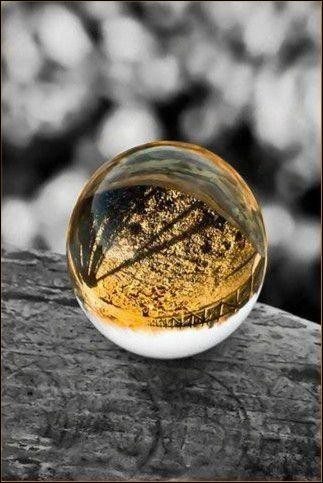 Cette boule restera un mystère !