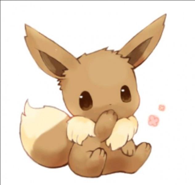 Quelle est l'évolution type ténèbres de ce Pokémon ?