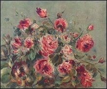 """Qui a peint """"Roses de Wargemont"""" ?"""