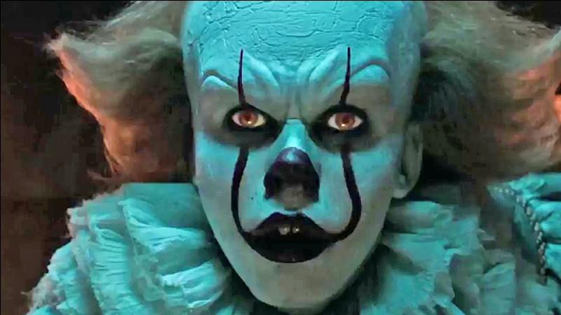 De quel célèbre film, sorti cette année, ce clown est-il le protagoniste ?