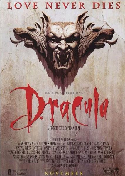 """Quelle créature est mise en avant dans """"Dracula"""" ?"""