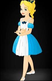 Jolie tenue n'est-ce pas ? Elle est l'héroïne d'un grand film d'animation Disney :