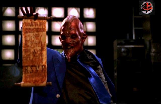 ''Ce que tu veux'' : De quelle couleur était le costume de Sweet (le démon de la danse) avant qu'il le fasse devenir bleu ?