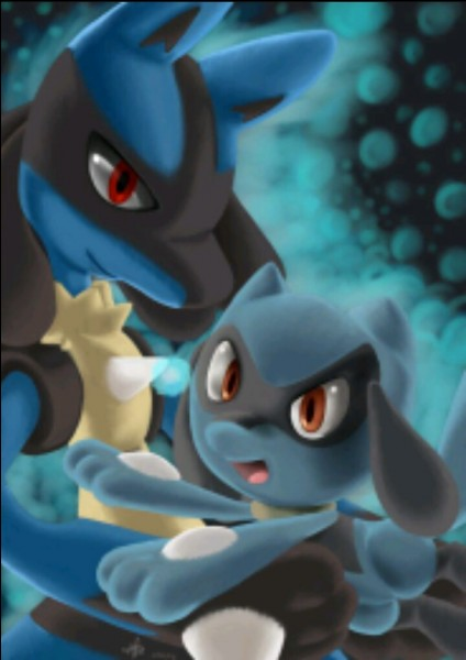 Comment évolue Riolu en Lucario ?