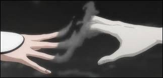 Espada numéro 4, je participe à l'un des combats les plus mémorables du manga. Le héros a eu beaucoup de mal contre moi mais finit par gagner. Lors de ma mort, une jeune fille tend sa main vers la mienne. Qui est cette lycéenne ?