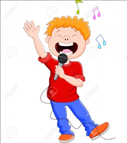 Aimez-vous chanter ?