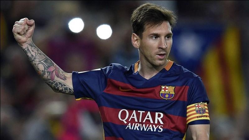 Quand est né Lionel Messi ?