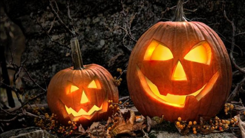 Quel était le tout premier légume qui représentait Halloween ?